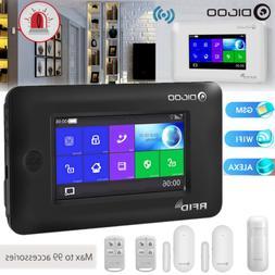 Digoo DG-HAMA Touch GSM WiFi Smart Home Burglar Security Ala