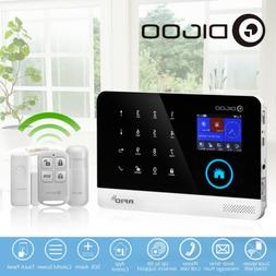Digoo DG-HOSA GSM WiFi DIY Wireless Smart Home Security Alar