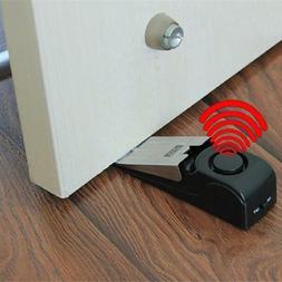 Door Stop Alarm Home Travel Wireless Security System Portabl