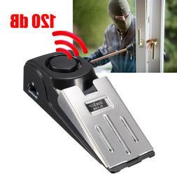 Door Stop Alarm Wireless Home Travel Security Portable Syste