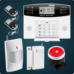 DP500 GSM 3 Language Verison Wireless Intelligent Alarm Syst