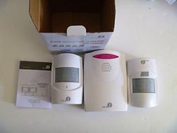 Driveway Wireless Alarm System Long Range Weatherproof Motio
