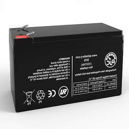 DSC System PC1500 12V 7Ah Alarm Battery - This is an AJC Bra