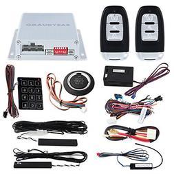 EASYGUARD EC002-NS PKE Passive Keyless Entry Car Alarm Syste