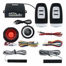 EASYGUARD EC003 Smart Key PKE Passive Keyless Entry Car Alar