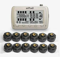 EEZTire-TPMS Real Time/24x7 Tire Pressure Monitoring System
