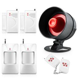 Electronic Alarm Siren Horn Indoor for Home Security Protect