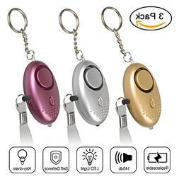 Emergency Personal Alarm,JIM'S STORE 140 dB Premium Qualit