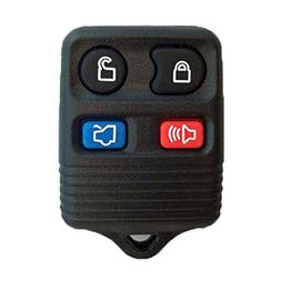 2002-2010 FORD EXPLORER 4 Button Remote Keyless Entry Key Fo