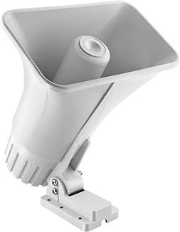 Extra Loud Alarm Siren Horn Speaker Security System Indoor &