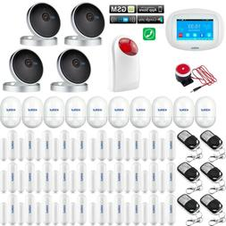 F39 KERUI WIFI APP GSM Wireless Home Security Alarm Burglar
