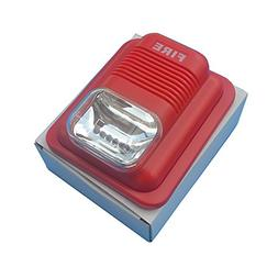 xin-sheng Fire Alarm Horn Siren Strobe Quick Alert Safety Sy