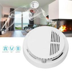 Fire Smoke Sensor Detector CO Alarm Tester Security Cordless