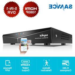 <font><b>SANNCE</b></font> 8CH 5 IN1 1080N CCTV <font><b>DVR