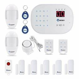Fortress Security WiFi Landline Security Alarm System Classi