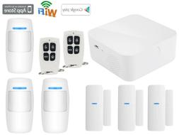S01 IOS/Android APP WiFi IP Internet Wireless Home Security