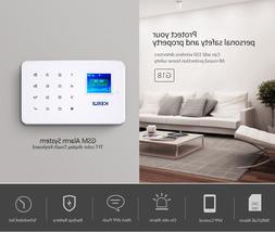 Kerui G18 GSM Home security Alarm System Built-in Antenna Al