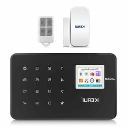 KERUI G18 GSM TFT Touch Keypad Motion Sensor Smart Home Burg