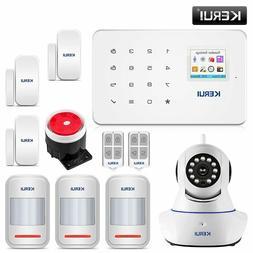 Kerui G18 Home Security Alarm System 80dB Alarme Maison Sans
