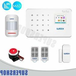 KERUI Smart G183 Wireless Security GSM 3G Alarm system Pir M
