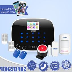 KERUI G193 Wireless 3G Color Touch Keypad Screen RFID Home S