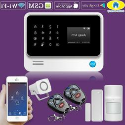 Golden Security G90B Plus WiFi GSM Wireless Wired Security S
