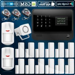 G90B Wireless WIFI GSM Intrude Home House Burglar Security A