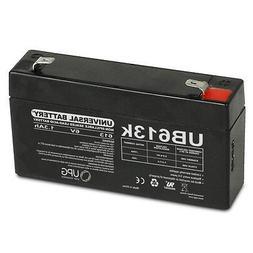 GE Home Security Alarm System Panel Battery 6V 1.2Ah