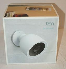 Google NC4100US Nest Cam IQ Outdoor Security Camera 8MP 12x