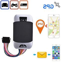 XCSOURCE GPS303-F Waterproof Real Time GPS Tracker GSM/GPRS/
