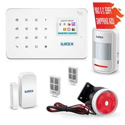 Gsm 3G Alarm System Kit - Kerui G183 Wireless Wcdma Diy Home