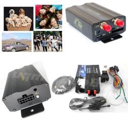 New GSM/GPS/GPRS Car Tracker Vehicle GPS103A TK103A Alarm Sy