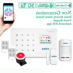 G183 KERUI 3G GSM Wireless Home Security Alarm System Access
