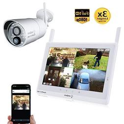 guardpro2 plus wireless security system
