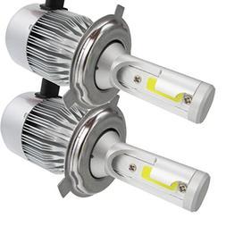 Matoen  H4 110W 11000LM LED Headlight Conversion Kit Car Bea
