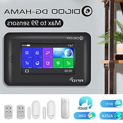 Digoo HAMA Touch Screen GSM + WiFi