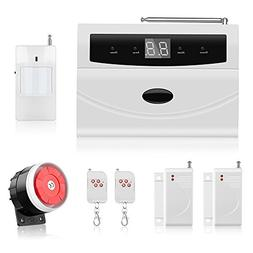 Home Alarm Security System, Thustar Wireless Home/House Busi