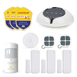 Golden Security Home Alarm System 2G / WIFI with Alexa , Aut
