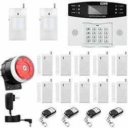 home security systems alarm wirelss gsm kit
