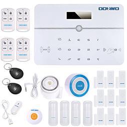 OWSOO Home Burglar Security Alarm System 433MHz Wireless Aut