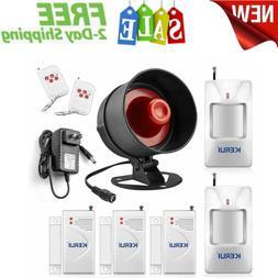 Home Office & Shop Security Wireless Loud Indoor/Outdoor Ala