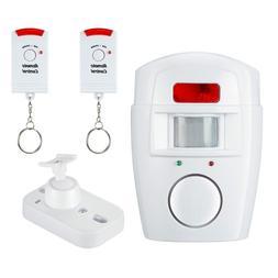 Home Security Remote Control PIR MP Alert Infrared Sensor An