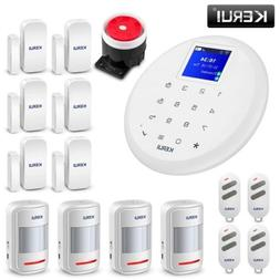 KERUI Home Security System Professional Monitoring Sensor GS