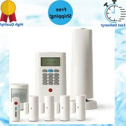 Home Security System SimpliSafe Wireless Home Security Comma