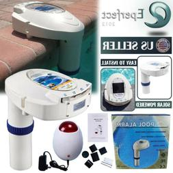 In-Ground Swimming Pool Alarm System for Kid Pet Safety Wire