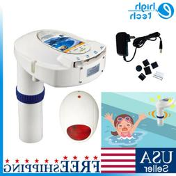 In Ground Swimming Pool Safety Alarm System Detector Childre