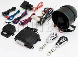 OMEGA K-9 MUNDIAL SSR LA CAR ALARM 1-WAY SECURITY SYSTEM 2 R