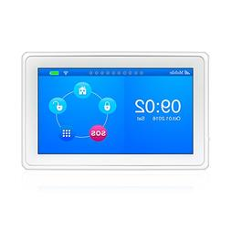 Kerui K7 Wireless 2.4G WIFI/GSM 7 Inch Color Display Touch P