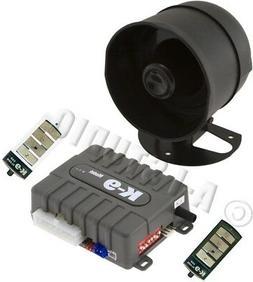 OMEGA K9-160LA CAR/VEHICLE ALARM 1-WAY KEYLESS ENTRY SECURIT