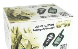 K9 ECLIPSE 2 2-Way Paging Car Alarm Keyless Entry Vehicle Se